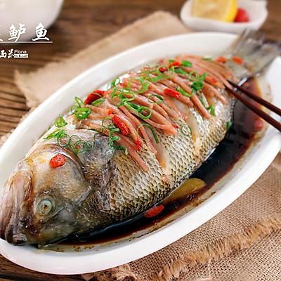 年夜饭_清蒸鲈鱼