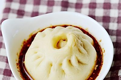 24张分解图打造完美主食——荷香干豆角小笼包