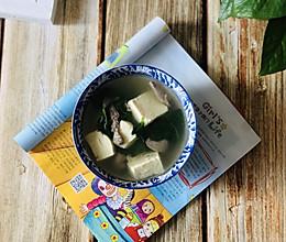 清水豆腐汤的做法