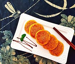 #硬核菜谱制作人#美味红薯饼的做法