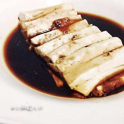 红糖蒸豆腐--止咳大招!