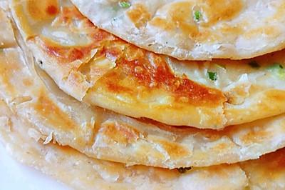 家常葱花饼(配上一碗粥一碟小菜,这就是日子呀)