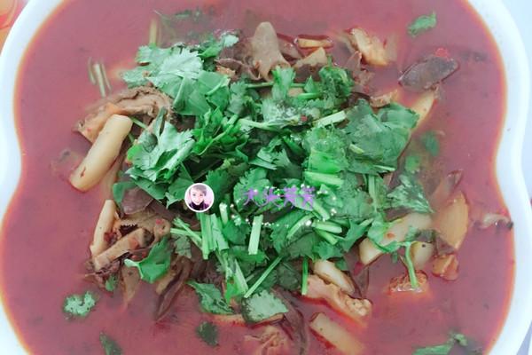 锡盟羊杂汤的做法