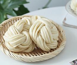 一次发酵也能做出煊软的漂亮花卷的做法