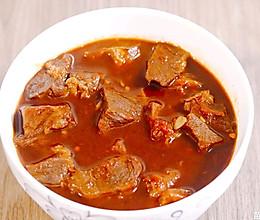 番茄牛腩,肉软鲜香,汤汁浓郁,好吃到飞起。的做法