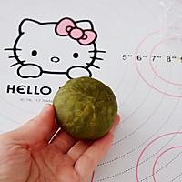 桃山皮流心月饼的做法图解6