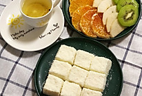 椰蓉奶油小方的做法