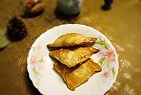 玩转飞饼--飞饼芒果派的做法