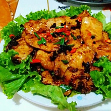 秘制香煎鸡胸肉(减肥必备)