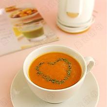 换换口味:蔬菜浓汤