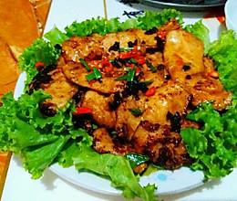秘制香煎鸡胸肉(减肥必备)的做法