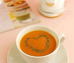 换换口味:蔬菜浓汤的做法