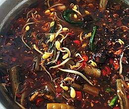 水煮鳝段的做法