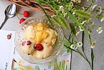 樱桃冰淇淋&凤梨冰淇淋的做法