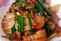 #肉食主义狂欢#蒜苗回锅肉的做法