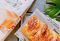 #爱好组-高筋#肉松面包的做法