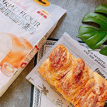 #爱好组-高筋#肉松面包