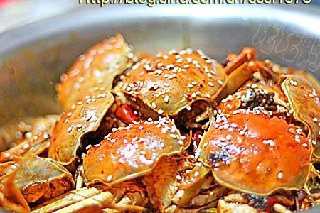 香辣蟹的做法