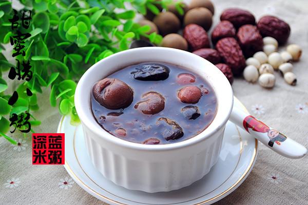 甜蜜腊八粥——电气高压锅版的做法