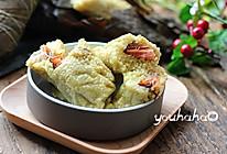 大黄米腊肉粽子的做法