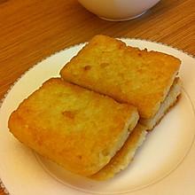 香煎糍饭糕