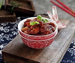 红烧牛肉(电饭锅版)的做法