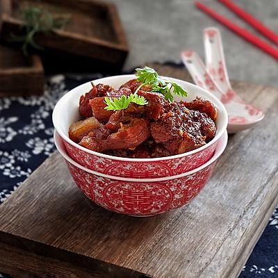 红烧牛肉(电饭锅版)