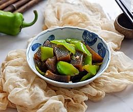 尖椒炒魔芋豆腐的做法