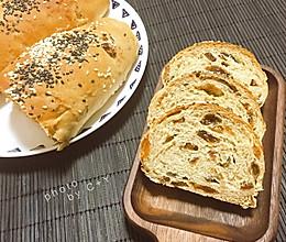 以假乱真的全麦面包(没有一滴油没有全麦粉)的做法