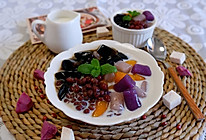 #尽享安心亲子食刻#烧仙草芋圆的做法