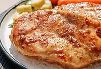 日食记 | 嫩煎鸡胸肉的做法