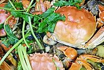 煎闷毛蟹 (大闸蟹同做法)的做法