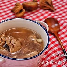 【四季都合适的汤品】无花果南北杏煲瘦肉