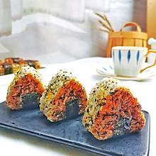 日式照烧饭团,减肥也要好好吃饭
