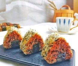 日式照烧饭团,减肥也要好好吃饭的做法