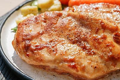 日食记 | 嫩煎鸡胸肉