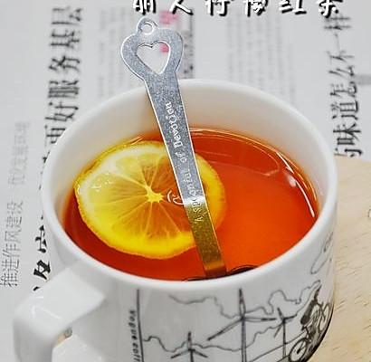 OL柠檬红茶的做法