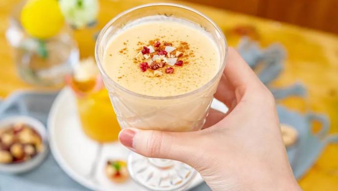 热干邑蛋奶酒 |酒香醇厚