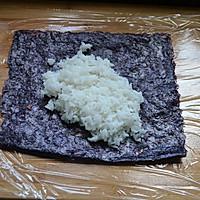 #365谷下单现磨大米#早餐营养元气饭团的做法图解11