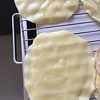 千层盒子蛋糕  芒果班戟的做法图解5