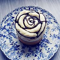 玫瑰乳酪夹心蛋糕的做法图解16