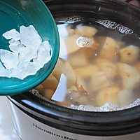 春季润肺止咳之---三白汤的做法图解3