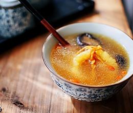 一碗简单的虫草花鸡汤的做法
