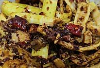 香辣鲜笋的做法