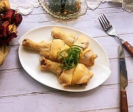 #秋天怎么吃#清蒸白切鸡腿的做法