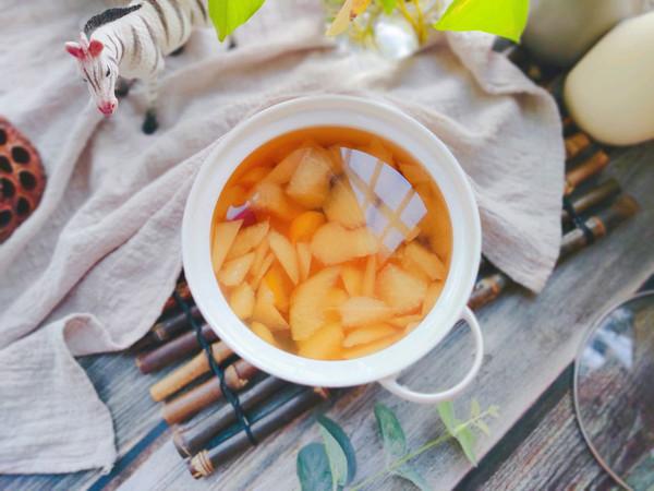 冬季润肺止咳的冰糖雪梨金桔汤的做法