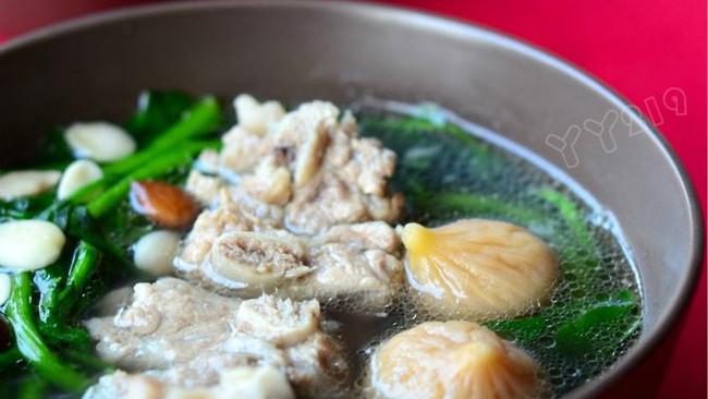 【西洋菜排骨汤】的做法