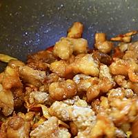 中餐厅里的豆瓣鸡的做法图解7