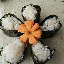 可爱虾仁寿司or军舰寿司