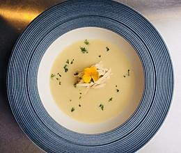 法式奶油汤~做20年的西餐老师教授的做法
